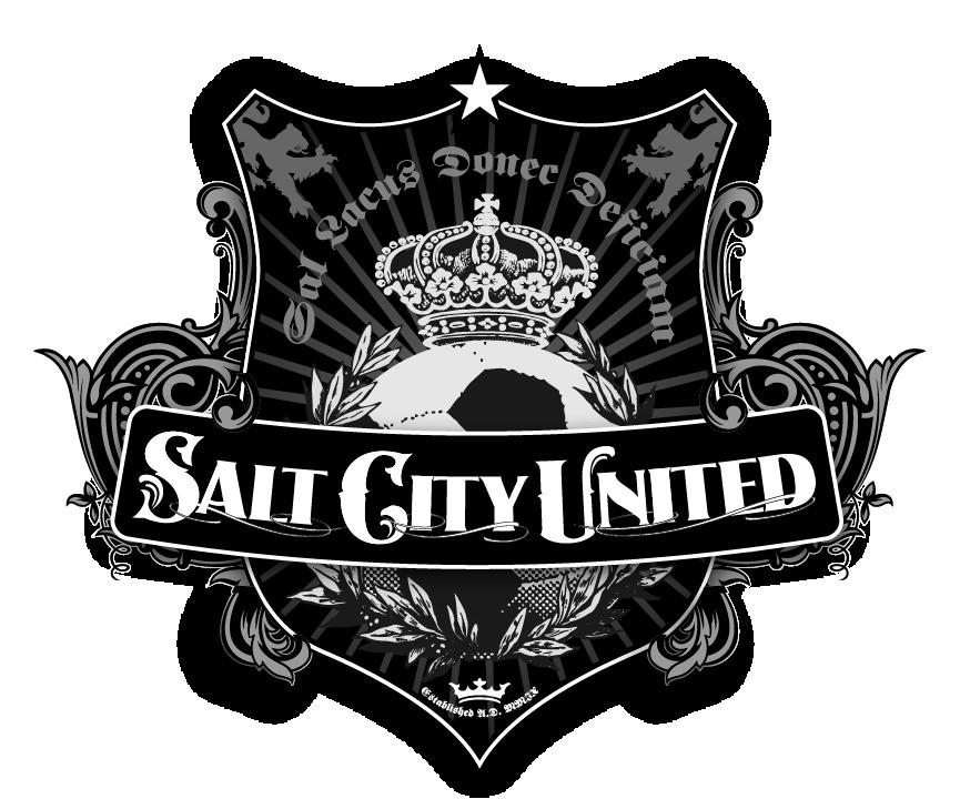 Salt City United Crest